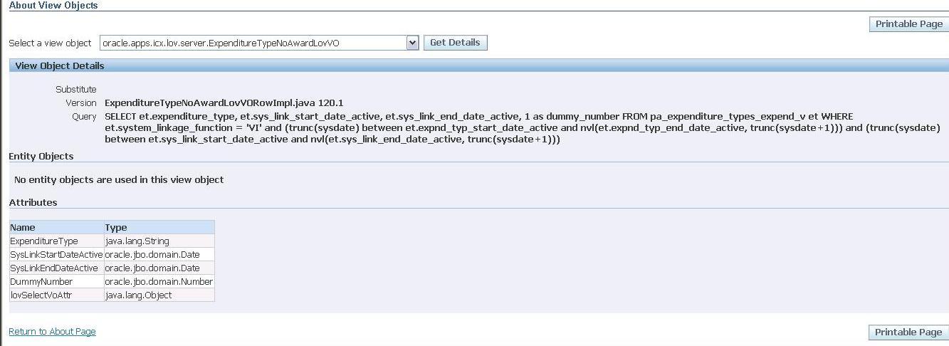 OA Framework | Dibyajyoti Koch:A Blog on Oracle Application